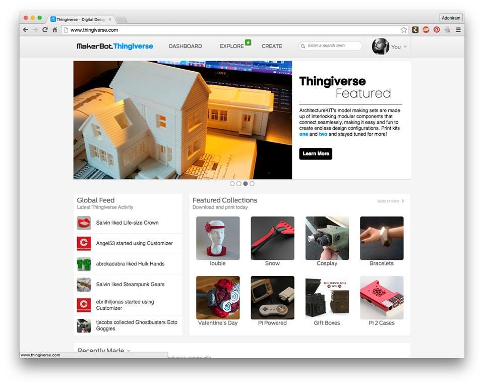 Adoniram Sides – Creative Technologist – Product Development